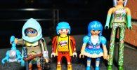 Constelaciones individuales con Playmobil