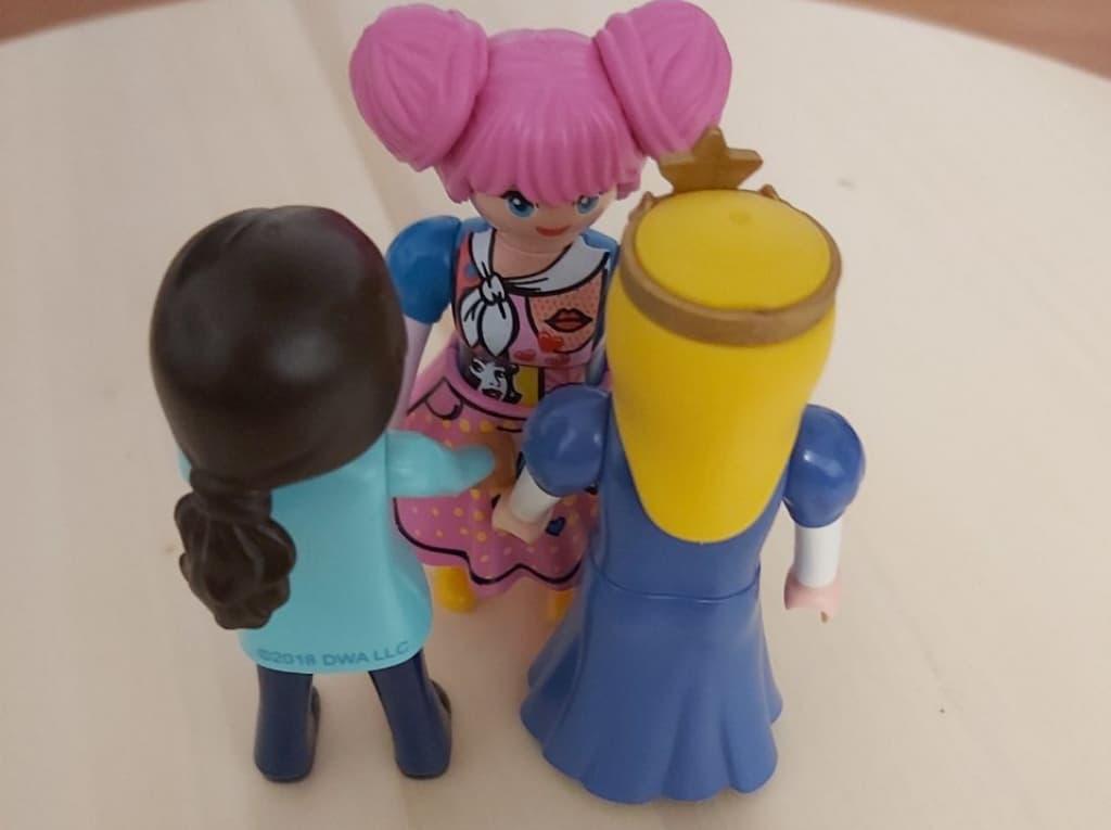 Terapia con Playmobil